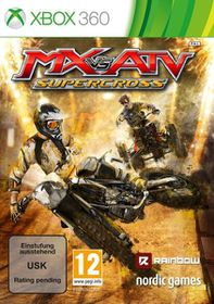MX vs. ATV Supercross (Xbox 360)