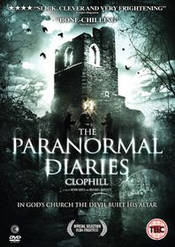 Paranormal Diaries: Clophill (DVD)