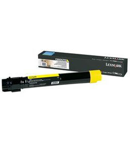 Lexmark C950 Yellow Extra High Yield Toner Cartridge (24K)