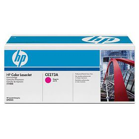 HP 650A Magenta LaserJet Toner Cartridge