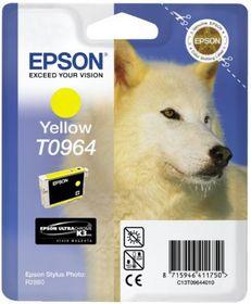Epson Singlepack Yellow T0964