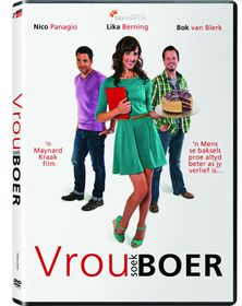 Vrou Soek Boer (DVD)