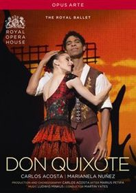 Don Quixote: Royal Ballet (Import DVD)