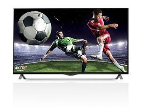 LG 55 Inch Ultra HD TV With WebOS Ultra 3D-Cinema Screen Design - Black