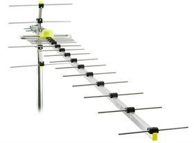Ellies B/P Yellow Aerial - 1.6 Metre