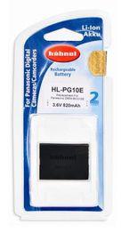 Hahnel HL-PG10E Li ion Battery