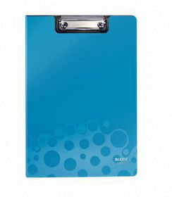 Leitz Bebop A4 Clip Board - Blue