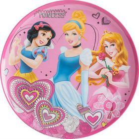 Disney Princess Coupe Plate - Melamine