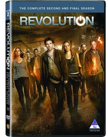 Revolution Season 2 (DVD)