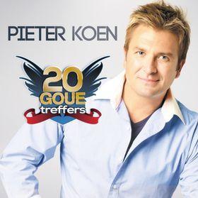 Koen Pieter - 20 Goue Treffers (CD)