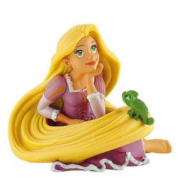 Bullyland Rapunzel with Pascal - 6.5cm