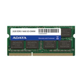 Adata 2GB DDR3 1600Mhz Notebook Memory