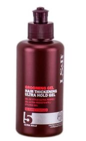 LS&B Grooming Gel Hair Thickening Ultra Hold Gel - 150ml