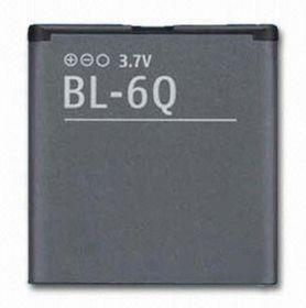 Nokia BL-6Q Lithium ion Battery - Black