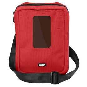 Cocoon Messenger or Tablet Sling - Red