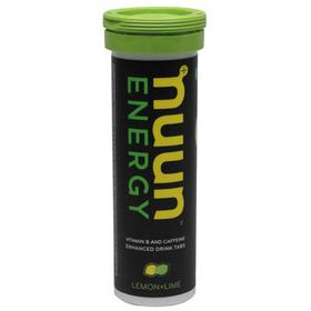 Nuun Energy Tablets - Lemon + Lime (10's)
