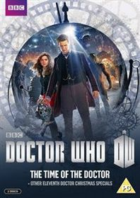 Doctor Who: The Time of the Doctor (Import DVD)