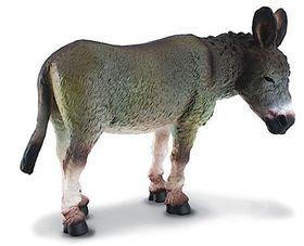 CollectA Donkey Grey - Large