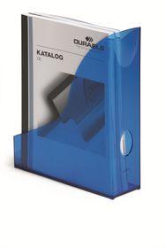 Durable Magazine Rack - Translucent Blue