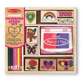 Melissa & Doug Friendship Stamps