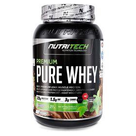 Nutritech Premium Pure Whey - American Ice Cream Soda 1kg