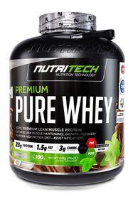 Nutritech Premium Pure Whey - Banana Cream 3.2kg
