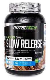 Nutritech Casein Slow Release - Cookies and Cream Sundae