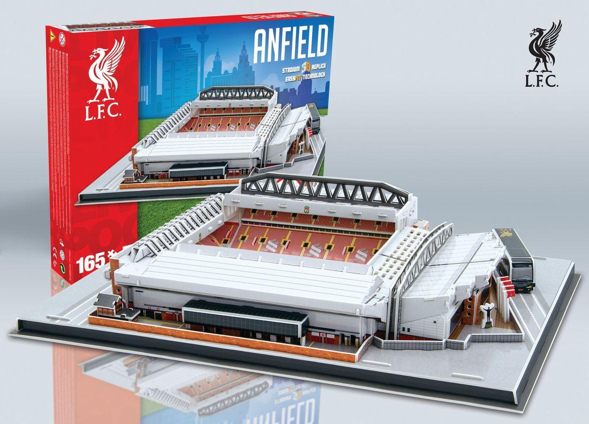 NETfotbal.cz - Anfield, Liverpool