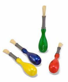 Melissa & Doug Jumbo Paint Brushes - Set of 4