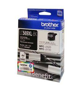 Brother LC569XLBK Ink Cartridge - Black