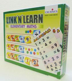 Creatives Toys Link 'n Learn Maths