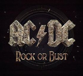 Ac/dc - Rock Or Bust (CD)