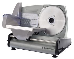 Russell Hobbs - Multi- Purpose Electric Food Slicer - Stainless Steel