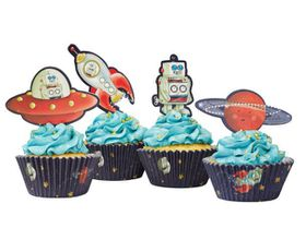 Ginger Ray Cupcake Kit - Pack of 70