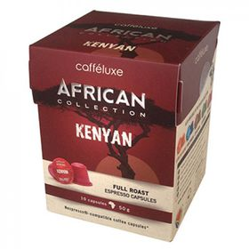 Caffeluxe African Collection - Kenyan