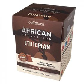 Caffeluxe African Collection - Ethiopian