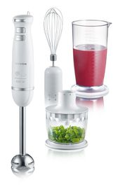 Severin Hand Blender Set - White