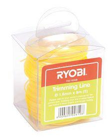 Ryobi - Trimming Line 1.6Mm X 8M