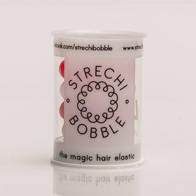 Strechi Bobble - Red & White