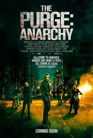 The Purge 2: Anarchy (DVD)