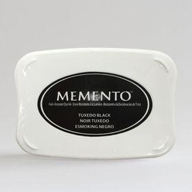 Tsukineko Memento Ink Pad - Tuxedo Black