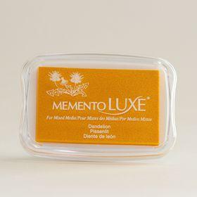 Tsukineko Memento LUXE Ink Pad - Dandelion