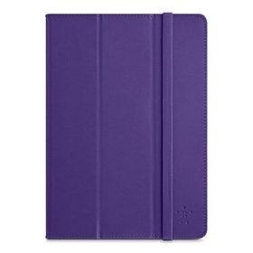 Belkin Apple Protect TriFold Cover for iPad Air - Purple