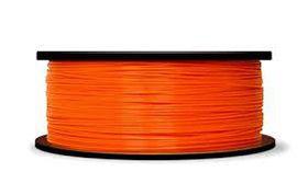 MarkerBot Large True Orange PLA Filament