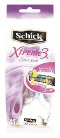 Schick Xtreme 3 Women - 4's