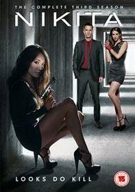 Nikita Season 3 (Import DVD)