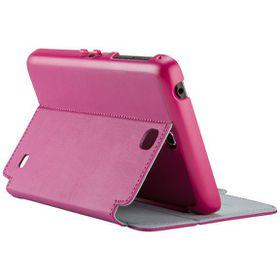 Speck Galaxy Tab 4 Stylefolio 7 inch Cover - Pink/Grey