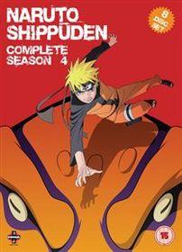 Naruto - Shippuden: Complete Series 4 (Import DVD)
