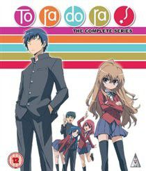 Toradora: Collection (Import Blu-ray)