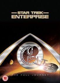 Star Trek - Enterprise: The Complete Collection (Import DVD)
